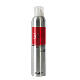 Firm-hold finishing spray